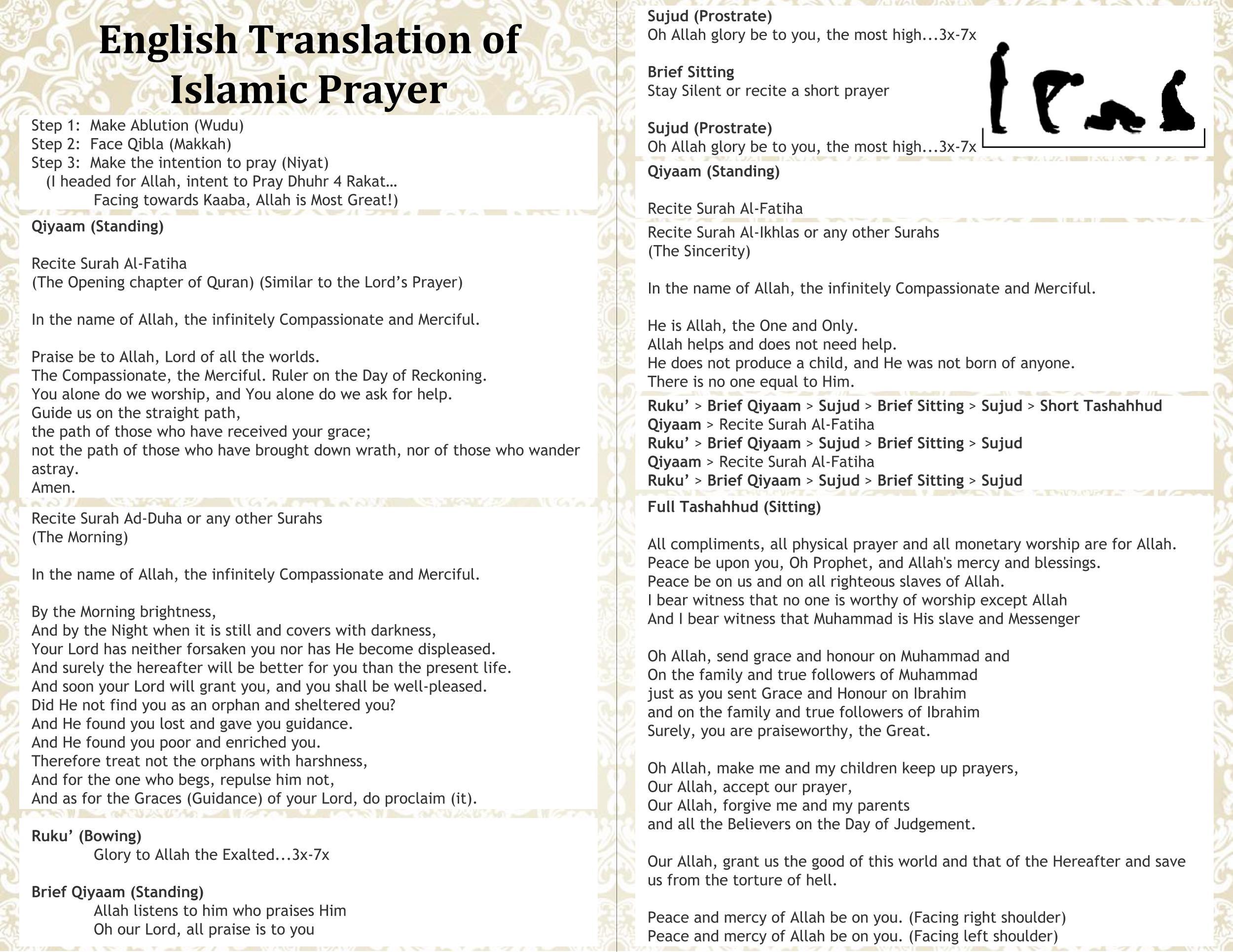 Salat in English (1)
