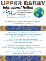 International Day Invite